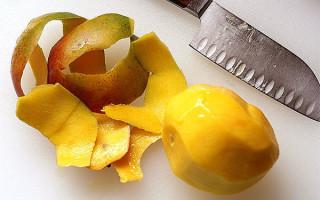 Отравление тропическими фруктами: манго, киви, авокадо, ананас и кокос