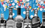 Что из лекарств принимать при отравлении алкоголем?