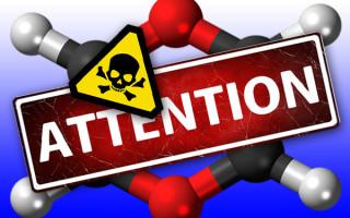 Что такое диоксин: быстродействующий яд или бомба замедленного действия?