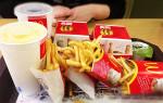 Отравление в сетях фастфуда: шаурма и бургер атакуют