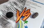 Что лучше: проверенный активированный уголь или Лактофильтрум?