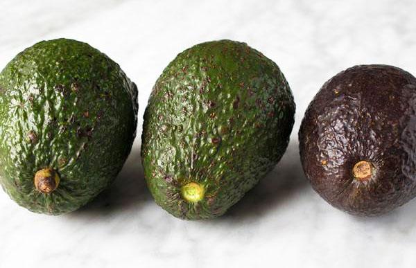 Как определить зрелый авокадо