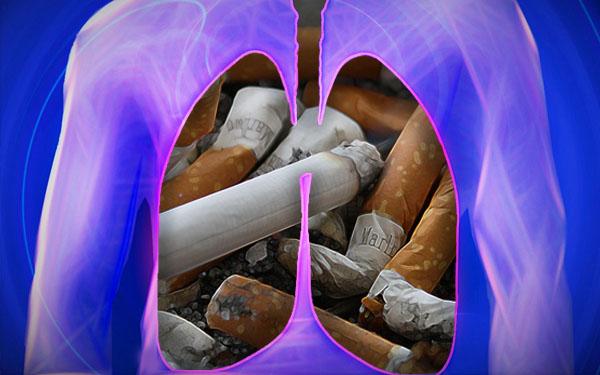 Что очищает легкие от курения