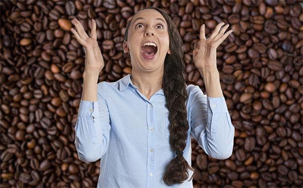 Кофе бодрит