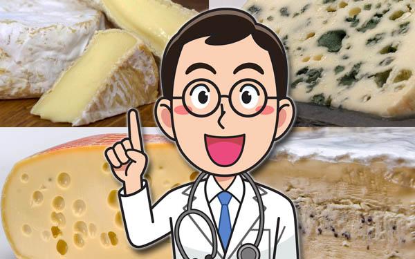 Веселый доктор рассказывает за сыр
